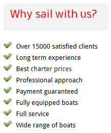 Why Sail With Cro Sailing Croatia
