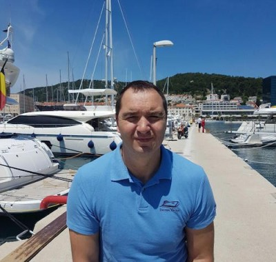 Josko Poljak booking manager Cro Sailing